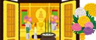 喪主挨拶の例文~通夜,告別式での長男,妻,長女,夫,孫の挨拶文例~