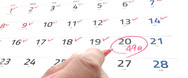 四十九日の日程の自動計算と、より良い日のアドバイス